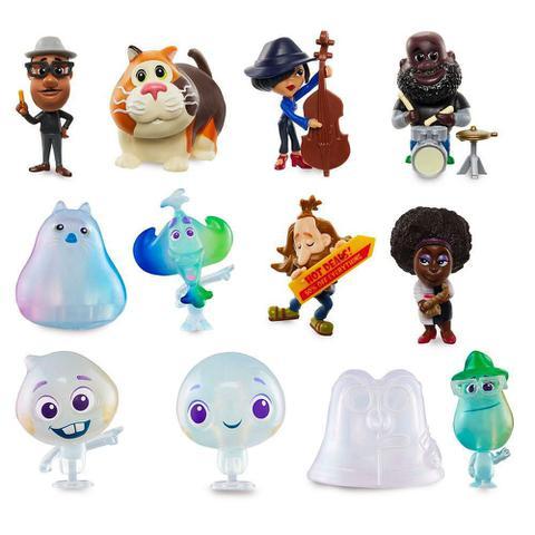 Imagem de Mini Figura Surpresa Soul Disney Pixar - Mattel