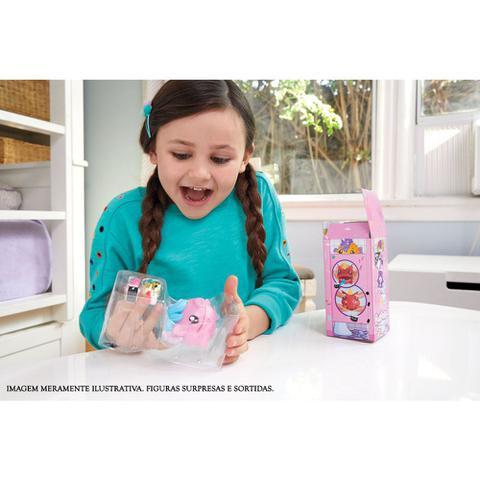 Imagem de Mini Figuras Surpresas - Pooparoos - Figura e Comidinha - Mattel
