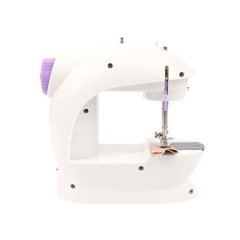 Imagem de Mini Máquina De Costura Doméstica Portátil Compacta Bivolt