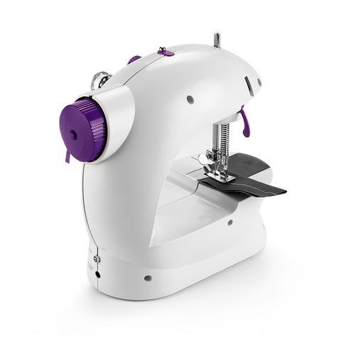 Imagem de Mini Maquina de Costura Portatil 2 Velocidades IWMC507 Importway