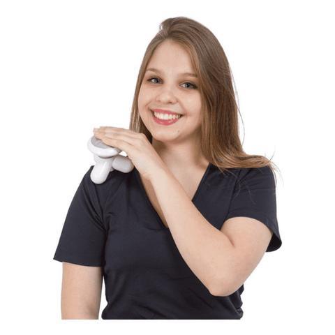 Imagem de Mini massageador  corporal portatil usb supermedy