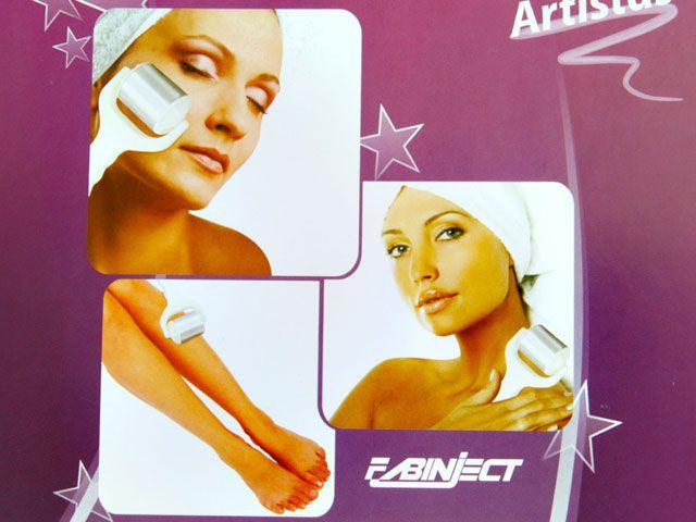 Imagem de Mini Massageador Manual Skin Cooler