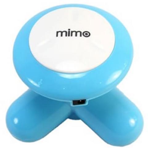 Imagem de Mini Massageador Vibrador USB ou Pilhas MIMO B03 colorido CD 17223-6