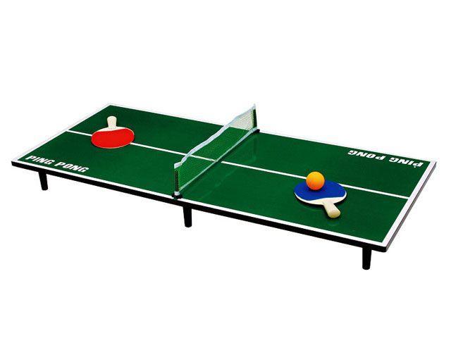 Imagem de Mini Mesa de Ping Pong Residencial Incasa