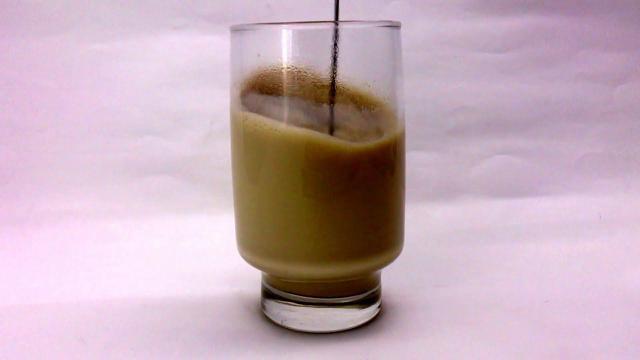 Imagem de Mini Mixer Misturador Elétrico Inox Shake, Café, Chá E Bebidas