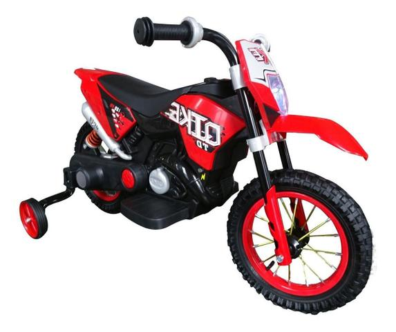 Imagem de Mini moto cross elétrica 6v