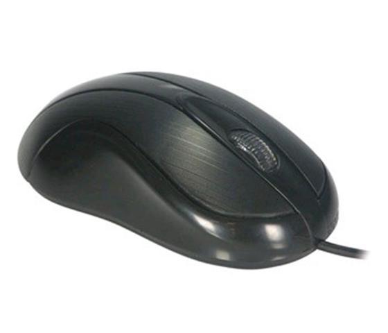 Mouse Usb Óptico Led 800 Dpis 0866 Leadership