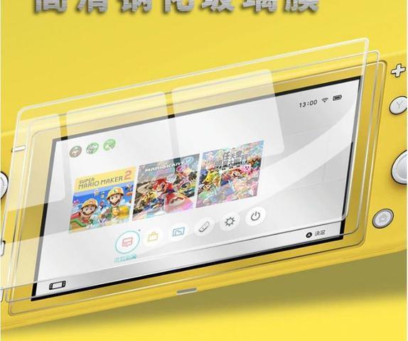 Imagem de Mini Película De Vidro Temperado Para Nintendo Switch Lite video game