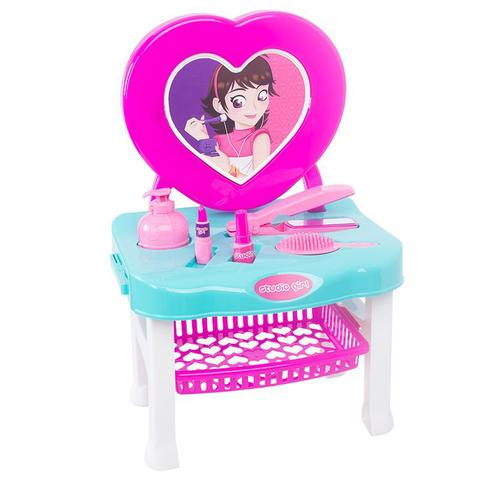 Imagem de Mini Penteadeira para Meninas Kit Studio Girl - Mielle