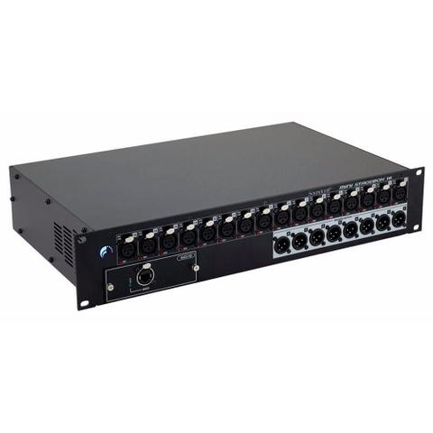Imagem de Mini Stagebox Soundcraft 16R CAT5 16 Canais Preto