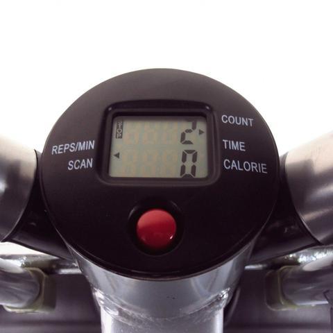 Imagem de Mini Stepper display em LCD - suporta até 110 Kg - Liveup