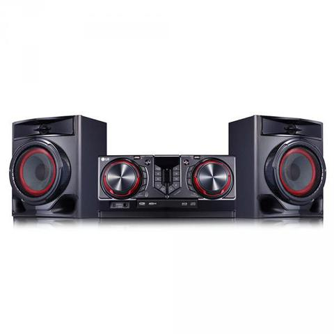 Imagem de Mini System CJ44 440W RMS USB/MP3 Preto - LG