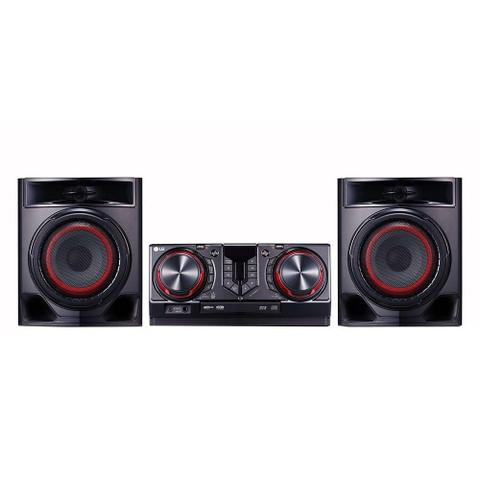 Imagem de Mini System CJ44 XBoom Multi Bluetooth, Dual USB, Sound Sync Wireless, 440W RMS - LG