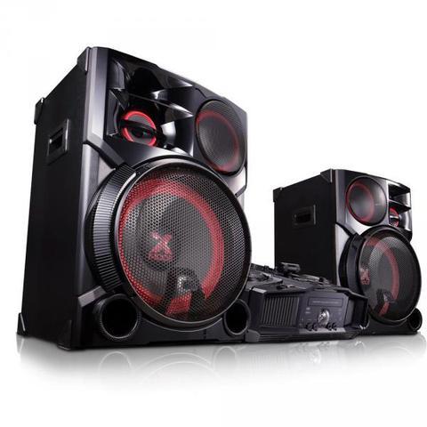 Imagem de Mini System CM9960 4100W RMS USB/MP3/Bluetooth Preto - LG