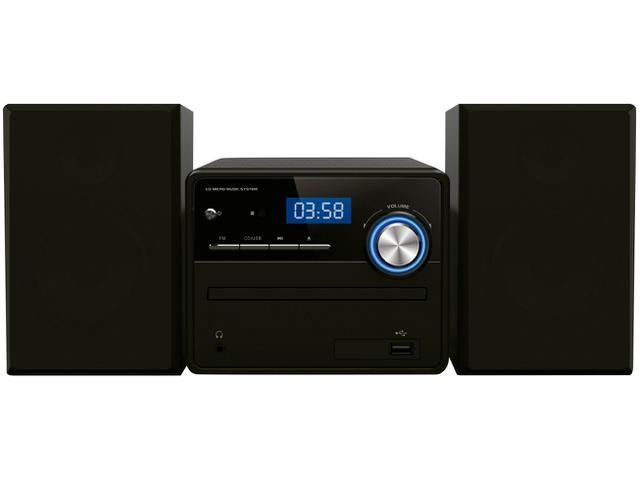 Imagem de Mini System Goldship Bluetooth 10W FM CD Player