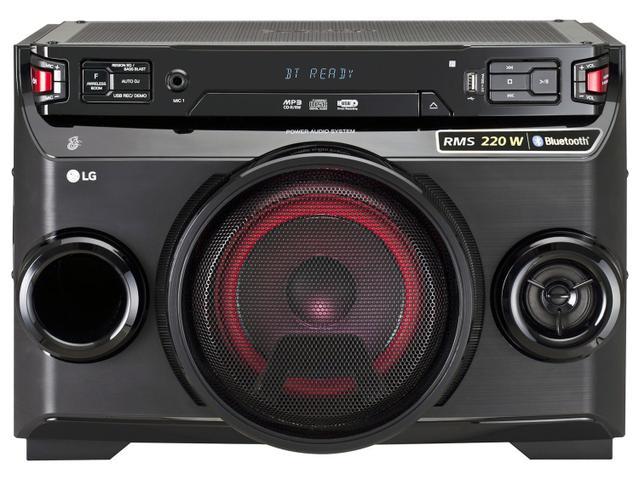 Imagem de Mini System LG 1 CD 200W RMS MP3 USB