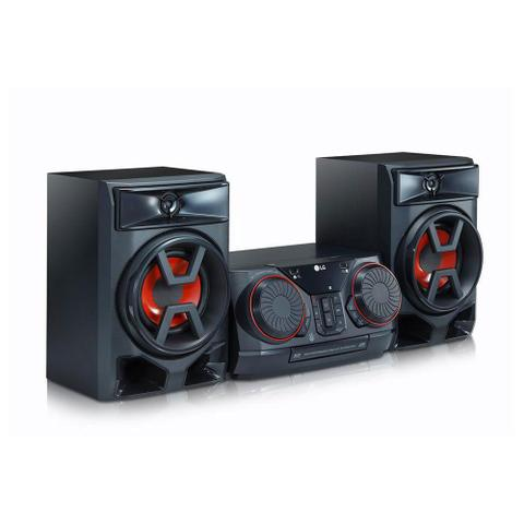 Imagem de Mini System LG 220W USB MP3 Bluetooth CM4350