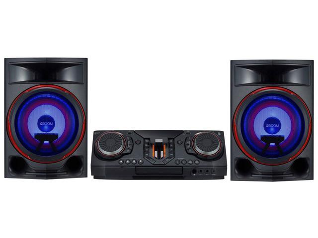 Imagem de Mini System LG Bluetooth 2350W CD Player FM