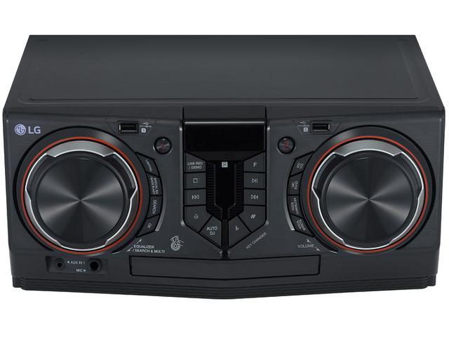 Imagem de Mini System LG Bluetooth 950W CD Player FM