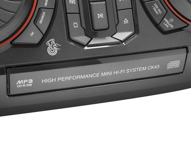 Imagem de Mini System LG Bluetooth USB CD Player FM