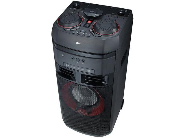 Imagem de Mini System LG Bluetooth USB CD Player MP3