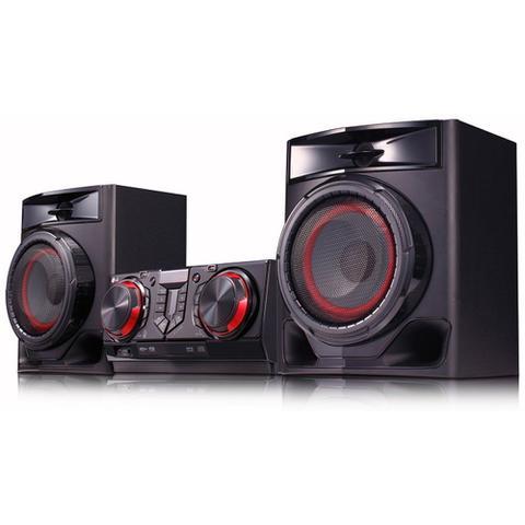 Imagem de Mini System LG Bluetooth Usb Mp3 440w CJ44