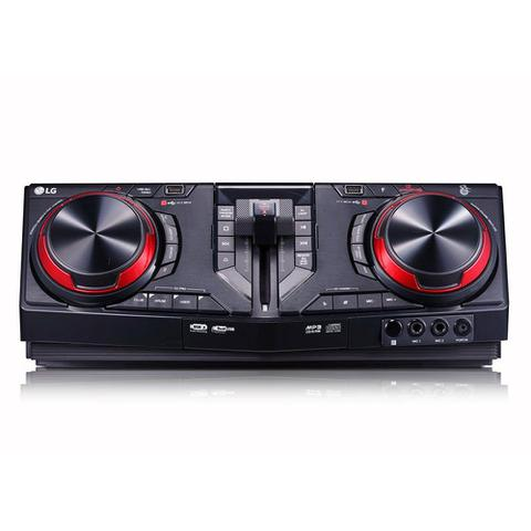 Imagem de Mini System LG Bluetooth USB MP3 CD Player 1800W
