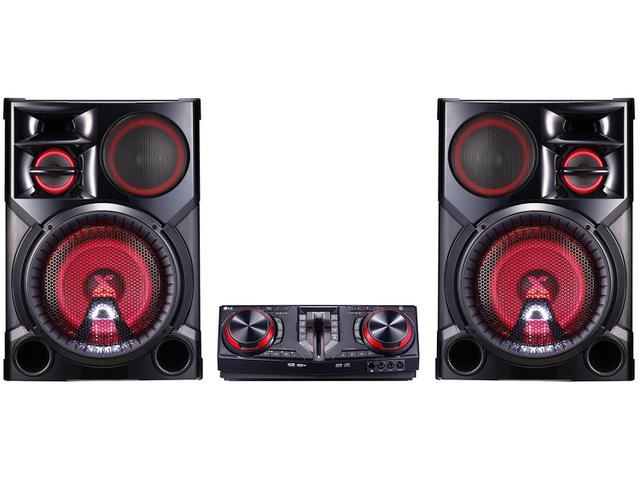 Imagem de Mini System LG Bluetooth USB MP3 CD Player