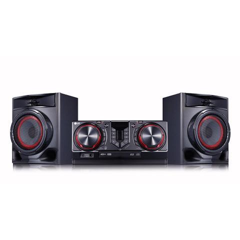 Imagem de Mini System LG Cj44 Multi Bluetooth Karaokê Multi Playlist