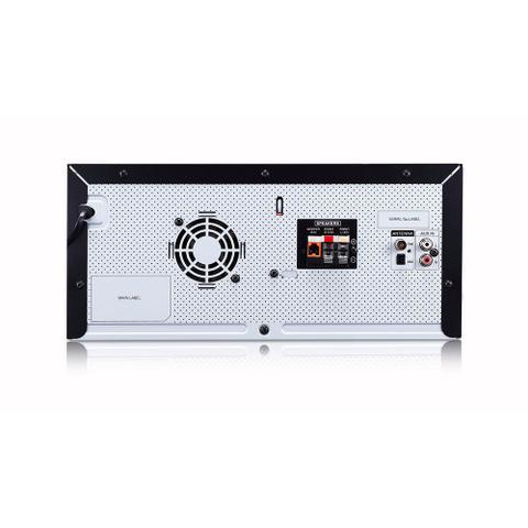 Imagem de Mini System LG CJ44, Multi Bluetooth, LG Musi Flow Bluetooth, Multi Playlist, Sound Sync Wireless