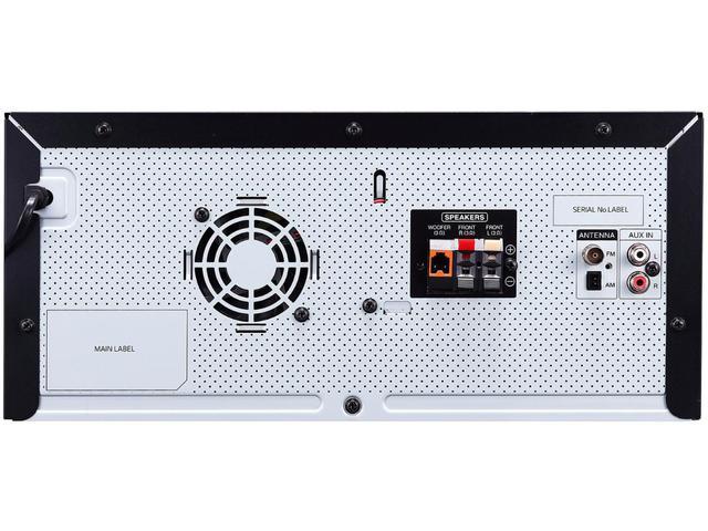 Imagem de Mini System LG CJ65 XBoom Entrada USB 810W - 110V