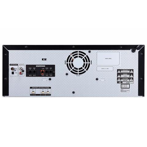 Imagem de Mini System LG CJ87, USB, Multi Bluetooth, 1800W - Bivolt