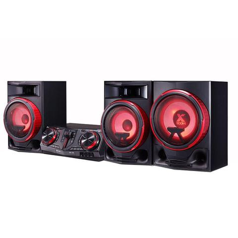 Imagem de Mini System LG CJ88 XBoom Dual USB Multi Bluetooth 2250W - Bivolt