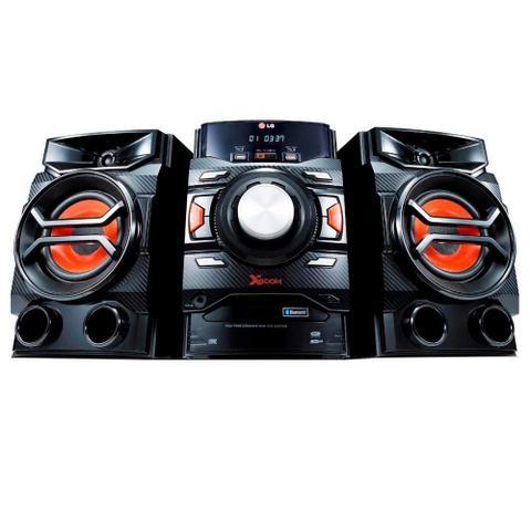 Imagem de Mini System LG CM4350 com MP3, Multi Bluetooth e Dual USB 220W - Bivolt