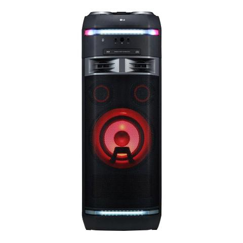 Imagem de Mini System LG OK55 Torre XBOOM, 500W, Bluetooth, Preto - Bivolt