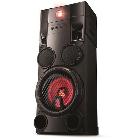 Imagem de Mini System LG OM7560, Multi Bluetooth, USB, MP3, 1000W - Bivolt