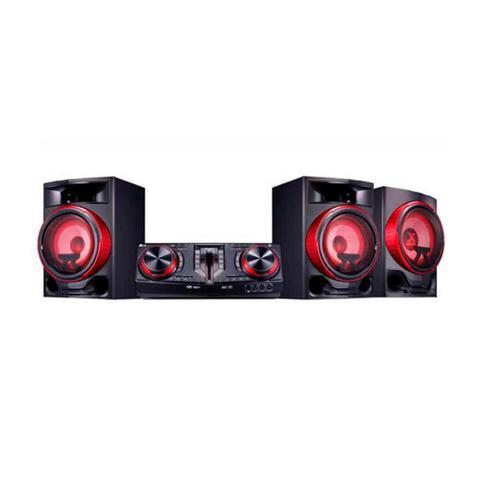 Imagem de Mini System LG XBOMM CJ88 2250 W, DJ, Bluetootf.