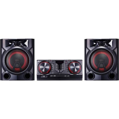 Imagem de Mini System LG Xboom CJ65 810W Multi Bluetooth Dual USB Sound Sync Wireless