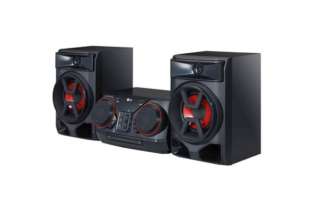 Imagem de Mini System LG XBOOM CK43 Sound Sync Wireless / Bluetooth, 220 Watts