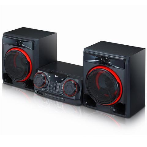 Imagem de Mini System LG XBOOM CK56 620W RMS Bluetooth / USB Preto