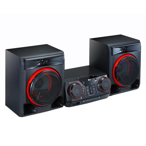 Imagem de Mini System LG XBOOM CK56, Bluetooth, 2 USB, Sound Sync, Wireless, 620W RMS - Bivolt