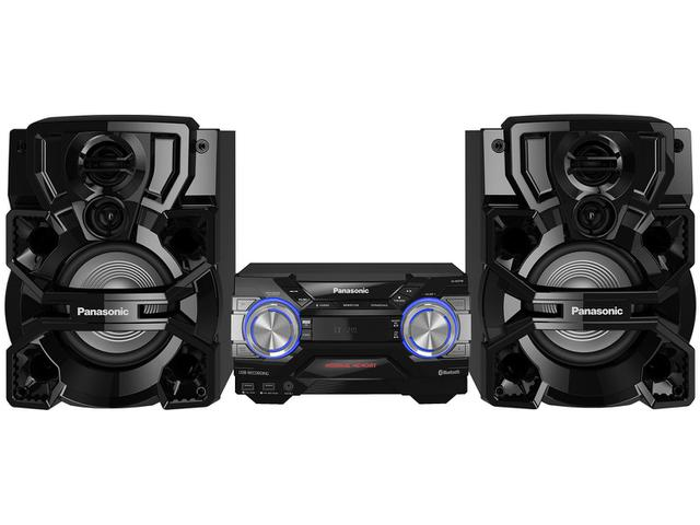 Imagem de Mini System Panasonic Bluetooh 1800W USB MP3