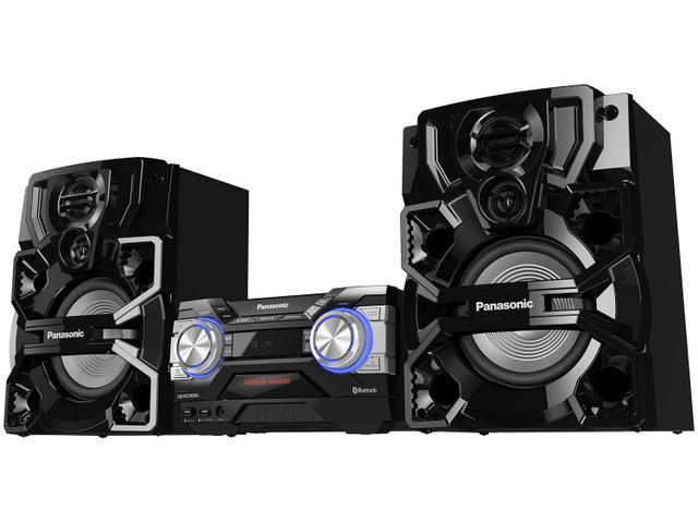 Imagem de Mini System Panasonic Bluetooh 1800W USB MP3