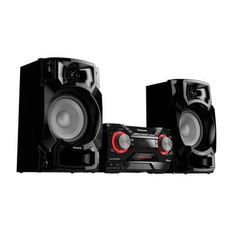 Imagem de Mini System Panasonic Bluetooth SC-AKX440 580W