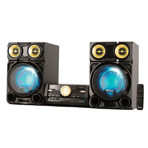 Imagem de Mini System Philco 1600 Watts Bluetooth USB PH1800BT