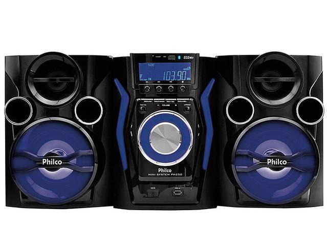 Imagem de Mini System Philco 160W RMS MP3
