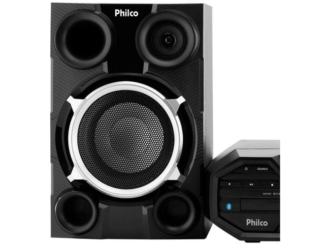 Imagem de Mini System Philco Bluetooh USB MP3 CD Player
