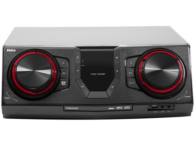 Imagem de Mini System Philco Bluetooth 1900W CD Player