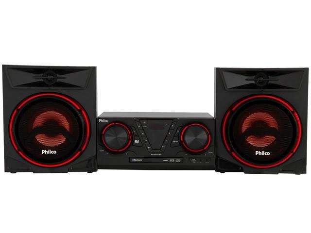 Imagem de Mini System Philco Bluetooth 500W CD Player USB