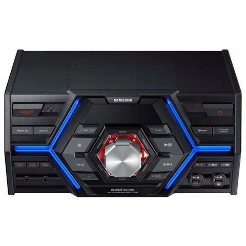 Imagem de Mini System Samsung 1500W Rms Bluetooth CD MP3 USB MX-JS5000ZD